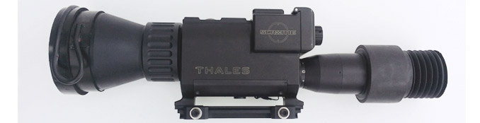 Scrome Cecile TS Thermal Weapon sight